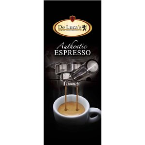 De Luca's Authentic Espresso 454g